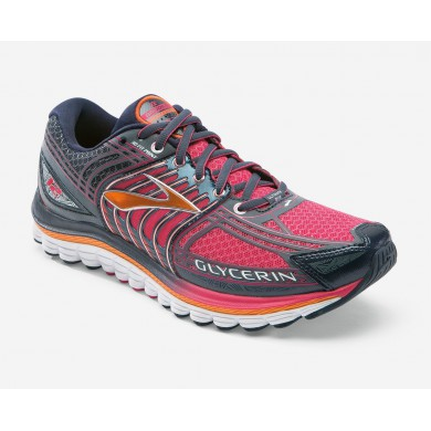Brooks Glycerin 12 rose Laufschuhe Damen