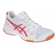 Asics Gel Upcourt weiss Indoorschuhe Girls