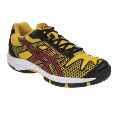 Asics Gel Solution Speed 2 gelb Tennisschuhe Kinder