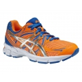 Asics Gel Pulse 6 orange Lufschuhe Kinder