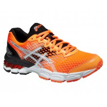 Asics Gel Nimbus 17 orange Laufschuhe Kinder (Gr��e 37,5)