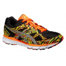 Asics Gel Lightplay 2 schwarz/orange Laufschuhe Kinder