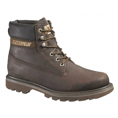 Caterpillar Colorado chocolate Winterschuhe Herren