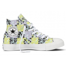 Converse Chuck Taylor AS Print high floral Sneaker Damen