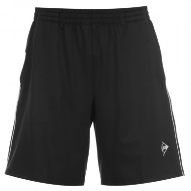 Dunlop Short Performance Knitted 2015 schwarz Herren