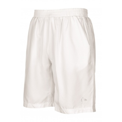 Dunlop Short Club Woven 2016 weiss Herren