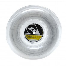 Dunlop Synthetic Gut (S-GUT) 1.32 weiss 200 Meter Rolle