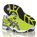 Asics Gel Resolution 5 gelb Tennisschuhe Herren