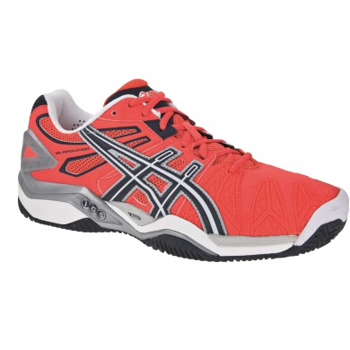 Asics Gel Resolution 5 Clay divapink Tennisschuhe Damen (Größe 37,5)
