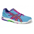 Asics Gel Game 4 aqua Tennisschuhe Damen