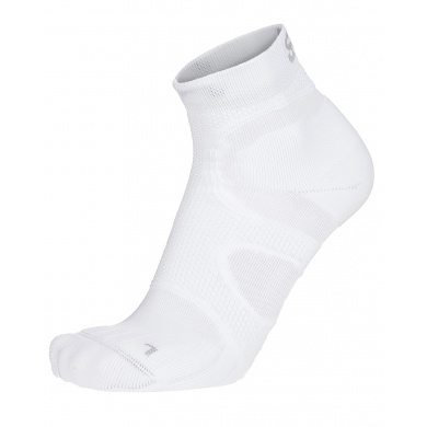 EightSox Tennissocke short weiss Damen
