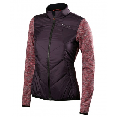 Falke Jacke hybrid nightberry Damen