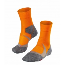Falke Laufsocke RU4 Cushion 2016 orange Herren 1er