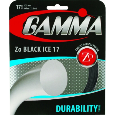 Gamma Zo Black Ice Tennissaite