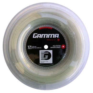 Gamma Poly-Z wei� 200 Meter Rolle