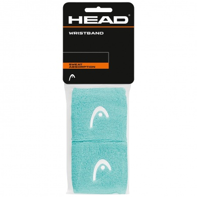 Head Schweissband Logo mint 2016 2er