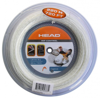 Head Rip Control weiss 220 Meter Rolle