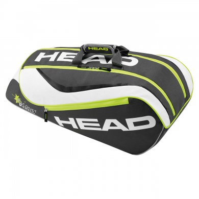Head Racketbag Combi Junior 2016 grau