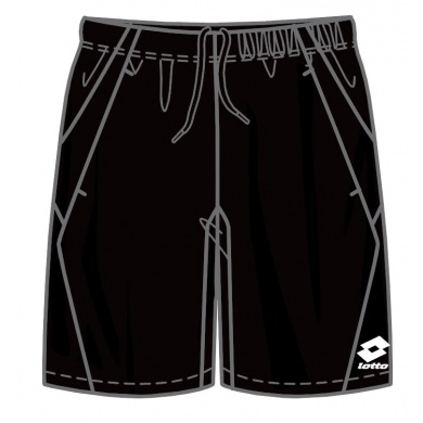Lotto Short Global schwarz Boys