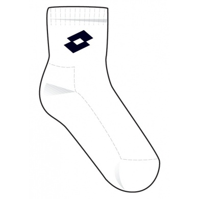 Lotto Tennissocken Light Damen 3er