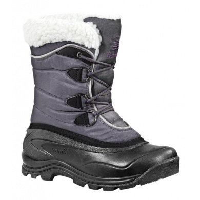 Kamik Snowmass charcoal Winterschuhe Damen