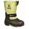 Kamik Waterbug 5G Gore Tex lime Winterschuhe Kinder