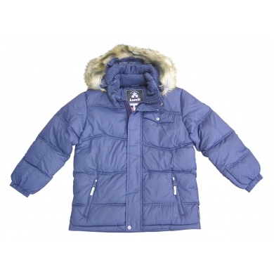 Kamik Winterjacke Chopper navy Kinder (Größe 122-164)