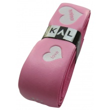 Karakal PU Super Grip Love Basisband pink