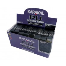 Karakal PU Super Grip Basisband 24er Box schwarz
