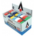 Karakal PU Super Grip Basisband 24er Box sortiert