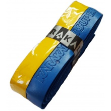 Karakal PU Super Grip DUO Basisband blau/gelb