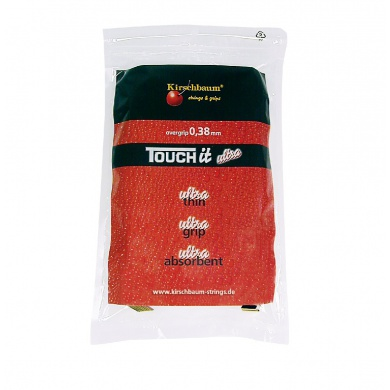 Kirschbaum Touch it Ultra Overgrip 30er weiss