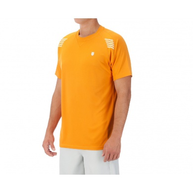 KSwiss Tshirt BB Crew 2016 orange Herren