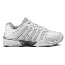 KSwiss Hypercourt Express Leather HB 2015 weiss Tennisschuhe Damen