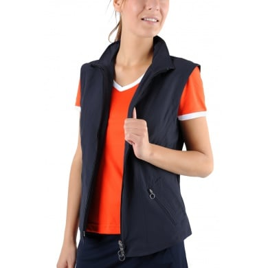 Limited Sports Weste Classic Basic dunkelblau Damen