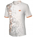 Lotto Tshirt Blast 2016 weiss/grau/orange Herren