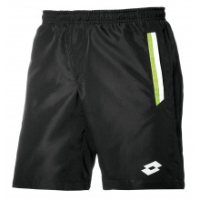 Lotto Short Lob schwarz/lime Herren