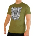 RSL T-Shirt Blue Blood olive Herren