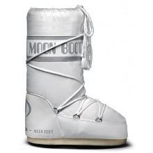MoonBoot Nylon weiss (35-38)