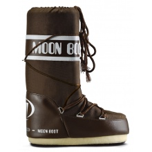 MoonBoot Nylon braun (35-38)