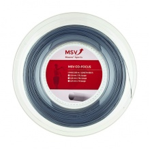 MSV Co Focus silber 200 Meter Rolle