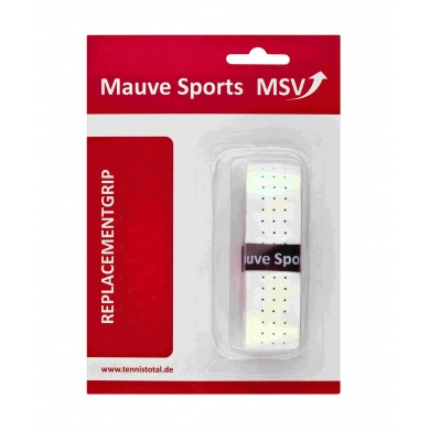 MSV Soft-Tac Perforated Basisband weiss