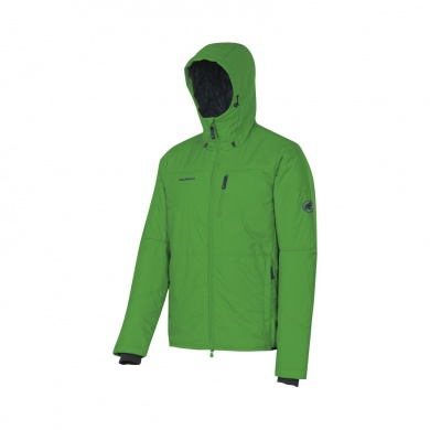 Mammut Jacke Runbold IS Hooded basil Herren