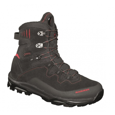 Mammut Runbold Advanced High GTX graphite/inferno Outdoorschuhe Herren