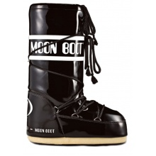 MoonBoot Vinil schwarz Damen (35-38)