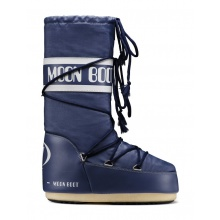 MoonBoot Nylon navy (31-34)