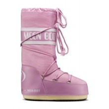MoonBoot Nylon rosa (31-34)