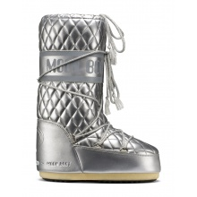 MoonBoot Queen silber Damen (42-44)