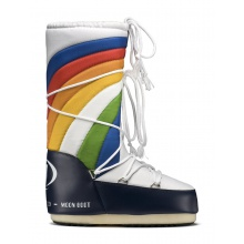 MoonBoot Rainbow weiss Damen (42-44)