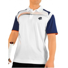 Lotto Polo Trail weiss/anemone Herren